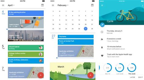 Calendar Update Ios Calendar For Ios Update Finally Brings The Today