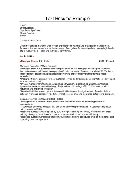 cover letter tex text resume template free resume templates