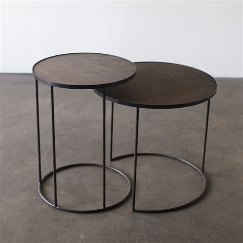 elm accent table furniture elm accent table nesting tables