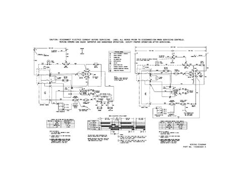 wiring diagram for electrolux dryer wiring diagram