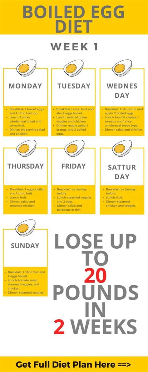 Best Detox To Lose 10 Pounds Fast by 25 Best Ideas About Egg Diet Plan On Lose