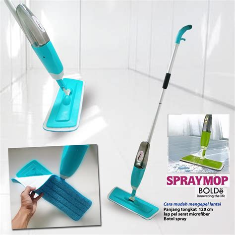 Terlaris Spray Mop Alat Pel Lantai Semprot Bolde Pt745 jual spray mop alat pel lantai semprot my nona kosmetik