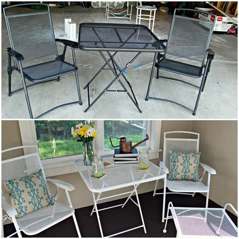 Patio Furniture Makeover by 25 Best Ideas About Patio Furniture Makeover On