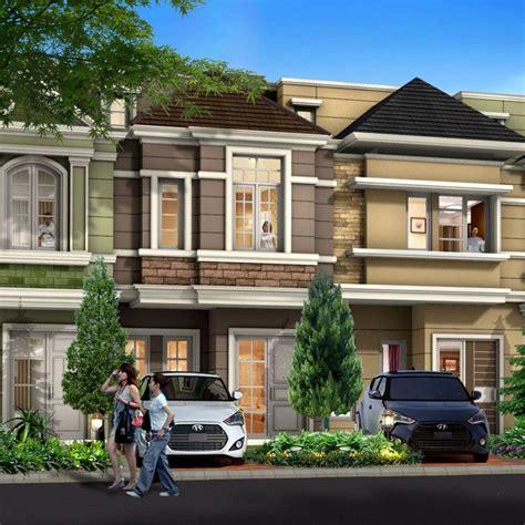 Rumah Di Jual Tangerang rumah dijual strategis dan murah di gading serpong