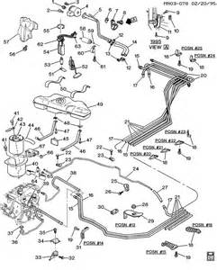 1995 olds achieva fuel line diagram auto parts diagrams