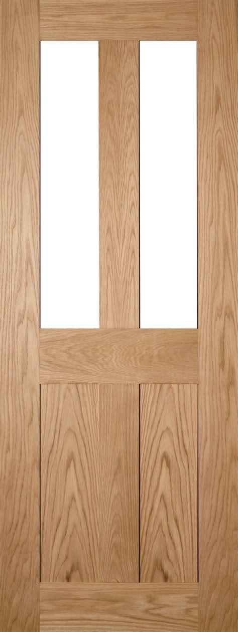Glazed Oak Doors Interior by Eton Glazed Interior Oak Door Armada