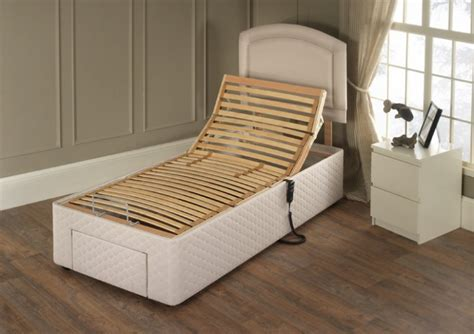 furmanac mibed julie 1000 pocket 2ft6 small single electric adjustable bed by mibed