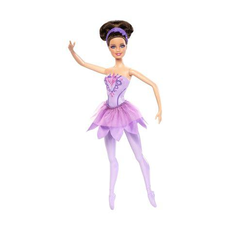 film barbie ballerina barbie in the pink shoes ballerina purple odette ebay