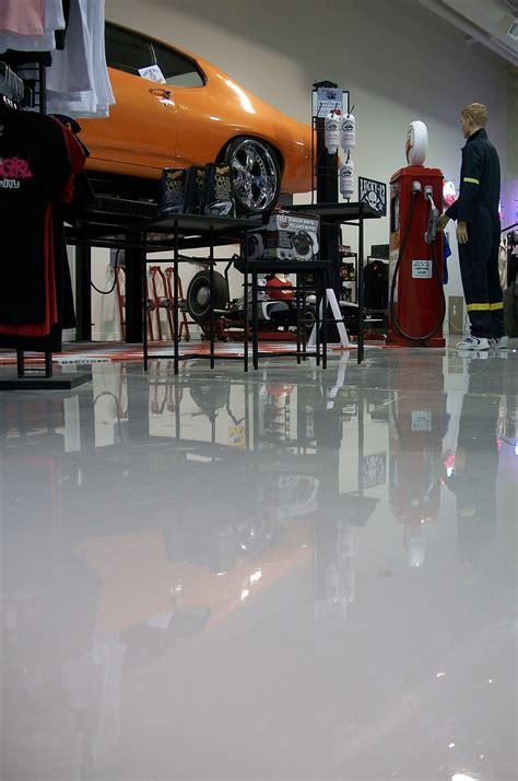 Epoxy Floors Gallery