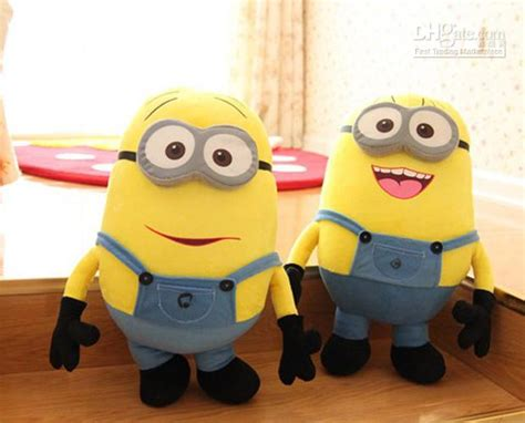 china doll jokes wholesale 50cm despicable me minion plush doll 3d