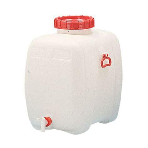tanica acqua con rubinetto tanica con rubinetto da 60 a 500 l manutan italia