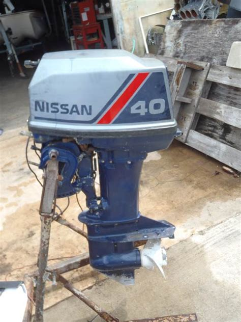 nissan outboard engines nissan engine in a boat nissan free engine image for