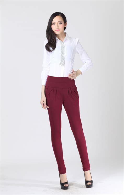 eye popping modern fashion high waist fitted