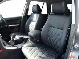 Suzuki Leather Seats Bespoke Leather Interior For Suzuki Grand Vitara By The