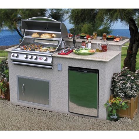 bbq outdoor kitchen islands cal pv6016 bbq grill island