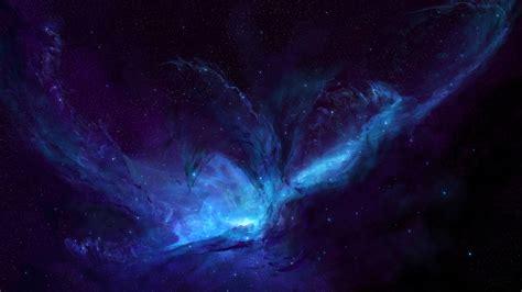 dark galaxy wallpaper hd blue milky way galaxy wallpapers hd wallpapers id 18511