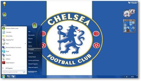 download themes for windows 7 ultimate from vikitech windows 7 themes chelsea fc theme for windows sports