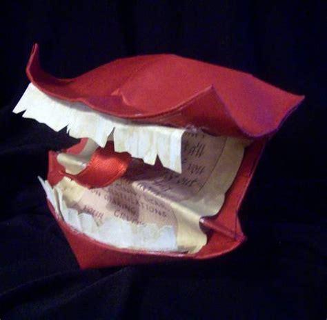 Harry Potter Papercraft - harry potter howler paper crafts scrapbooking atcs