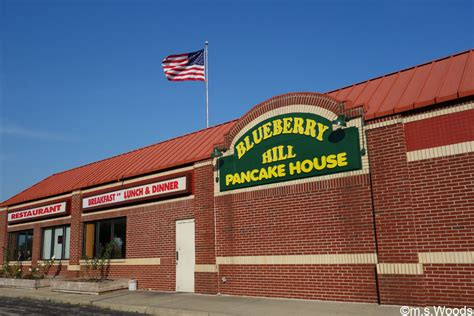 blueberry hill pancake house information about mooresville indiana
