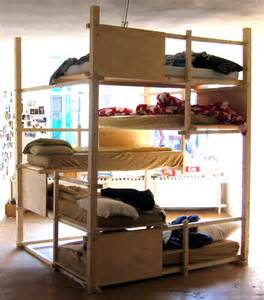 bunk beds for bunk bed for 5 persons daan den houter