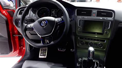 volkswagen golf 2017 interior 2017 volkswagen golf alltrack interior walkaround 2016 new