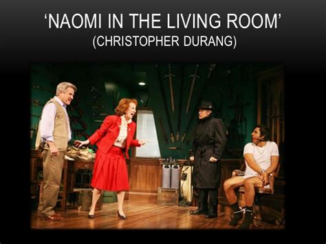 naomi in the living room script english term 1