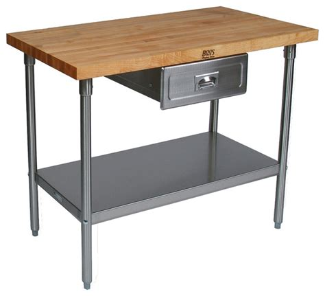 stainless steel kitchen island with butcher block top 28 stainless steel kitchen island with butcher block