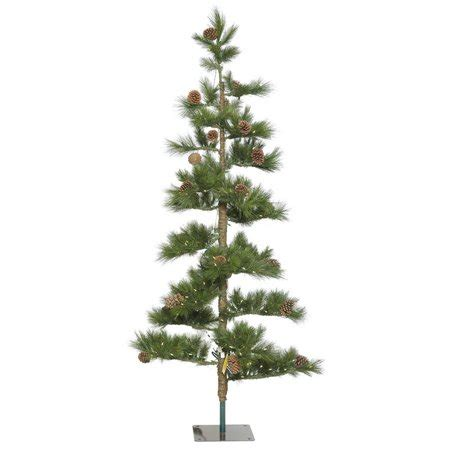 colorado pine or aster pine artificial christmas tree vickerman 9 mountain pine artificial tree with 300 warm white led lights walmart