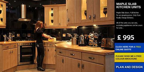 cheap kitchen cabinets uk cheap kitchens for sale uk