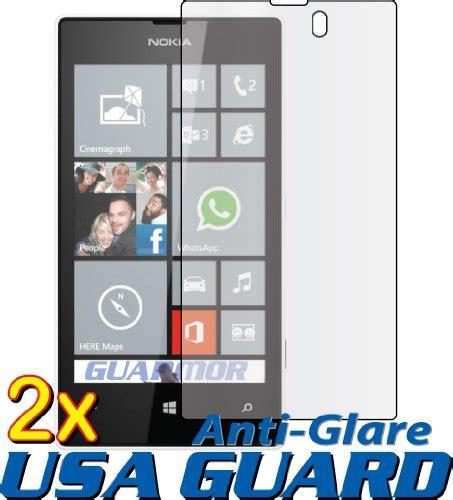 Antiglare Nokia X Antifinger Print 2x nokia lumia 521 t mobile premium anti glare anti fingerprint matte finishing lcd screen