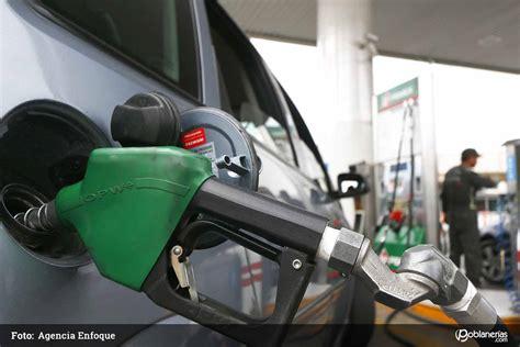 gasolina pagada en efectivo 2016 sube precio de gasolina y luz para septiembre