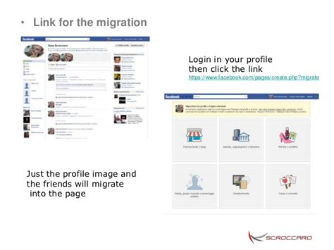 create a fan page on without a profile how to migrate the profile of your company into a