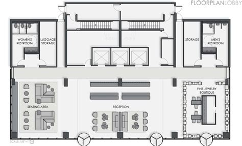 hotel lobby floor plans boutique hotel lobby floor plan google search visiting