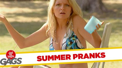 best of just for laughs summer pranks best of just for laughs gags just for laughs