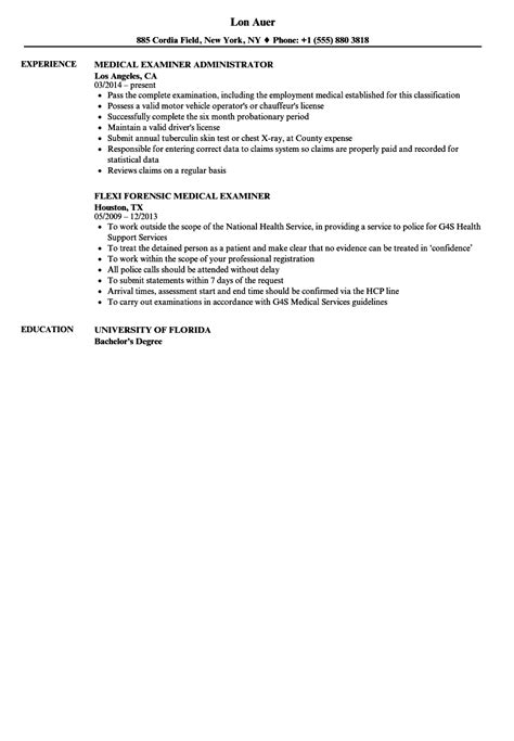 Psychological Examiner Cover Letter by Disability Examiner Sle Resume Records Auditor Sle Resume Agreement Template Free
