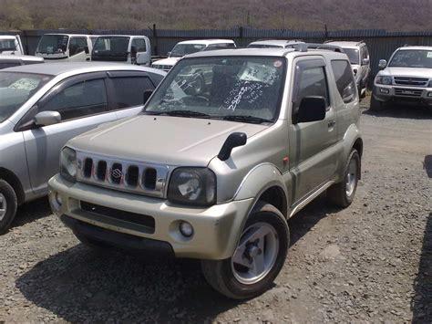 Suzuki Jimny 1999 1999 Suzuki Jimny Fj Pictures Information And Specs