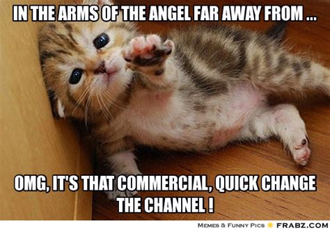 In The Arms Of An Angel Meme - in the arms of the angel far away from helpless