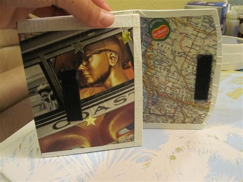 tutorial clutch decoupage collage wallet 183 how to make a paper clutch 183 embellishing