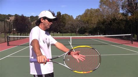 swing weight tennis how to play tennis tennis tips one handed backhand