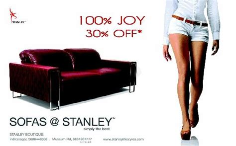 Stanley Furniture Pune by Sofas At Stanley Sales Deals Discounts And Offers 2017