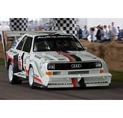 Audi Sport Quattro S1 Pikes Peak  Chassis 85ZGA905020