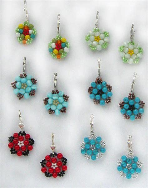 jewelry designs to make jewelry designs make earrings floweret nbeads