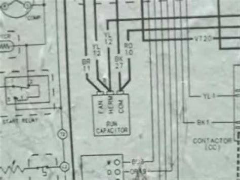 hvac wiring diagrams  youtube