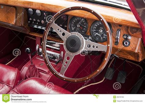 luxury cars interior luxury car interior stock image image of classic