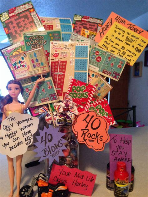 awesome 40th birthday gift ideas birthday party ideas