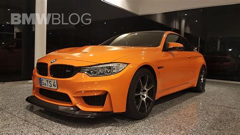 orange sports cars the father of all bmw m4 gts sport cars