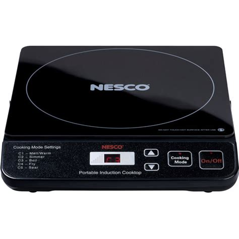 Portable Induction Cooktop Walmart nesco portable induction cooktop walmart