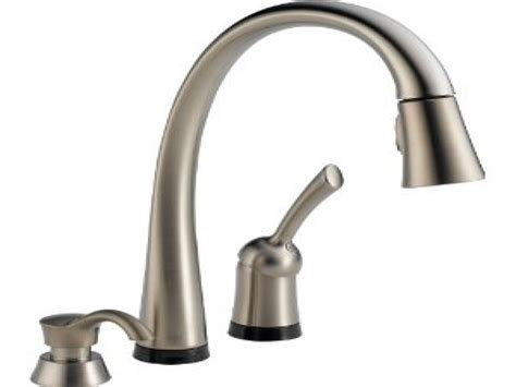single handle kitchen faucets delta kitchen faucet