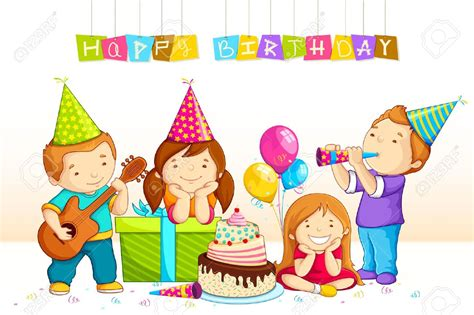 birthday clipart birthday celebration clipart free clip
