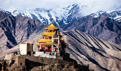 Conch House by A Luxury Holiday In Ladakh India Black Tomato
